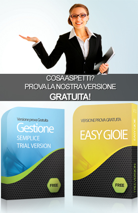 gestionale semplice